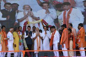 PM Modi asks for votes over Balakot strike, slain Pulwama attack jawans, EC seeks report