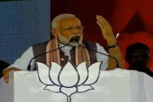Only I can make India superpower, says PM Modi in Maharashtra, targets Rahul Gandhi, Sharad Pawar