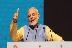 Tax raids happening as per law, not part of 'political vendetta': PM Modi