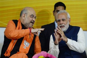 Congress moves SC over EC 'inaction' against PM Modi, Amit Shah for poll violations