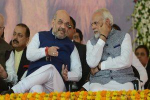 Congress moves EC against PM Modi, Shah for 'politicising' armed forces, Irani for 'false affidavit'