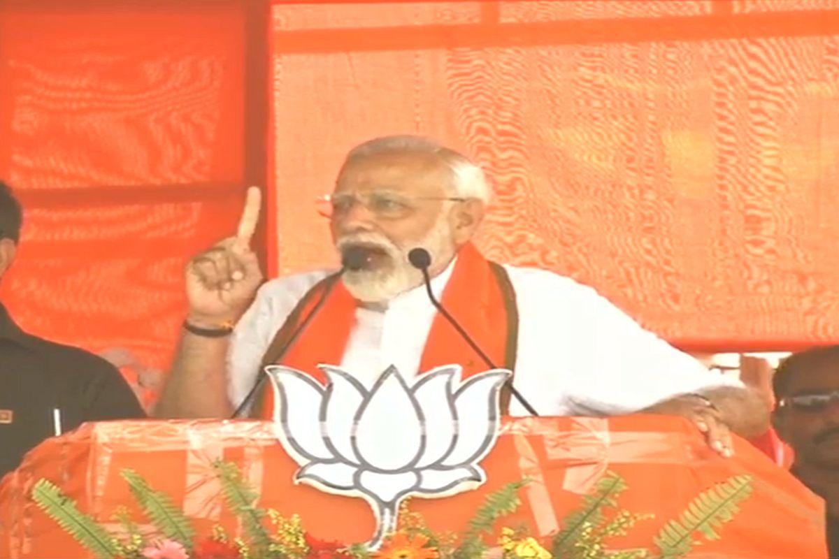 Put breaks on 'speed-breaker Didi's' rule: PM Modi attacks Mamata in Bengal