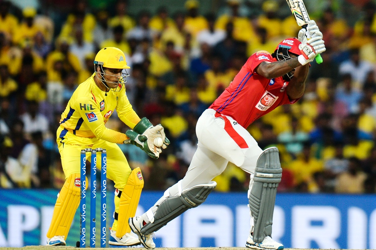 Chris Gayle, Yuzvendra Chahal, Virat Kohli, IPL, Indian Premier League