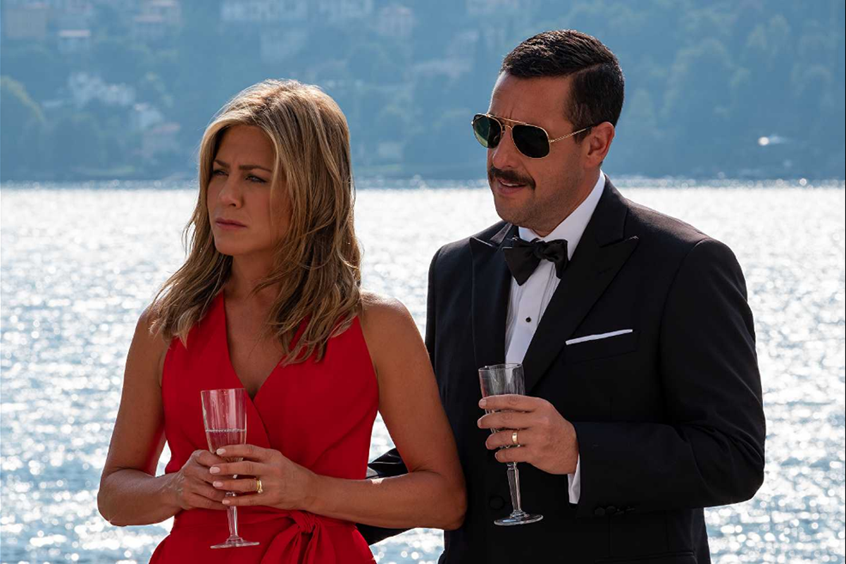 Adam Sandler Is Framed For Murder In 'Murder Mystery' Trailer