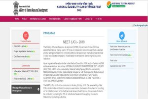 NEET 2019: Admit cards to be released today at ntaneet.nic.in, check exam pattern here