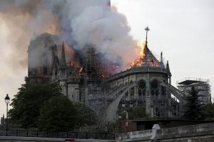 British girl sends $3 to Notre Dame appeal