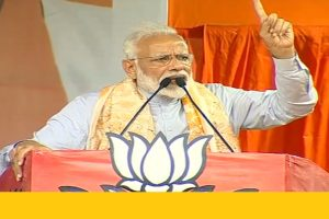 Sensing BJP wave, Opposition has lost sleep: PM Modi in Odisha