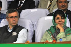 Omar, Mehbooba accuse Modi of dismantling peace legacy of Vajpayee era
