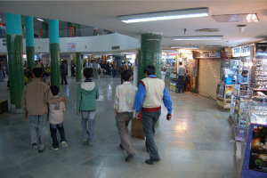 Palika Bazaar in Delhi, India's first air-conditioned underground market, turns 40