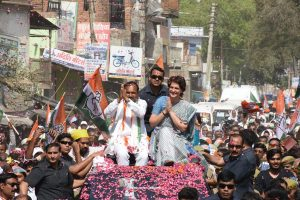 People of Amethi, Raebareli have lot of pride, says Priyanka