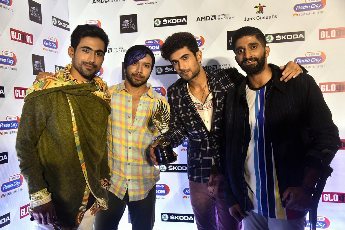 Radio City Freedom Awards 6 Honours Stars of Indie Music