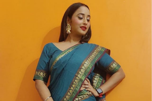 Viral TikTok video: Bhojpuri actor Rani Chatterjee grooves to old Hindi song from Dev Anand film