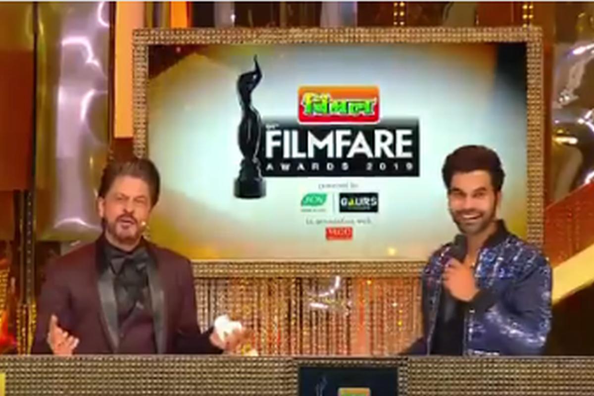 Shah Rukh Khan is all praise for Rajkummar Rao