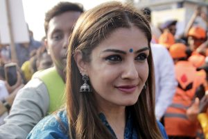 Women have to work harder in comparison to their male counterparts: Raveena Tandon