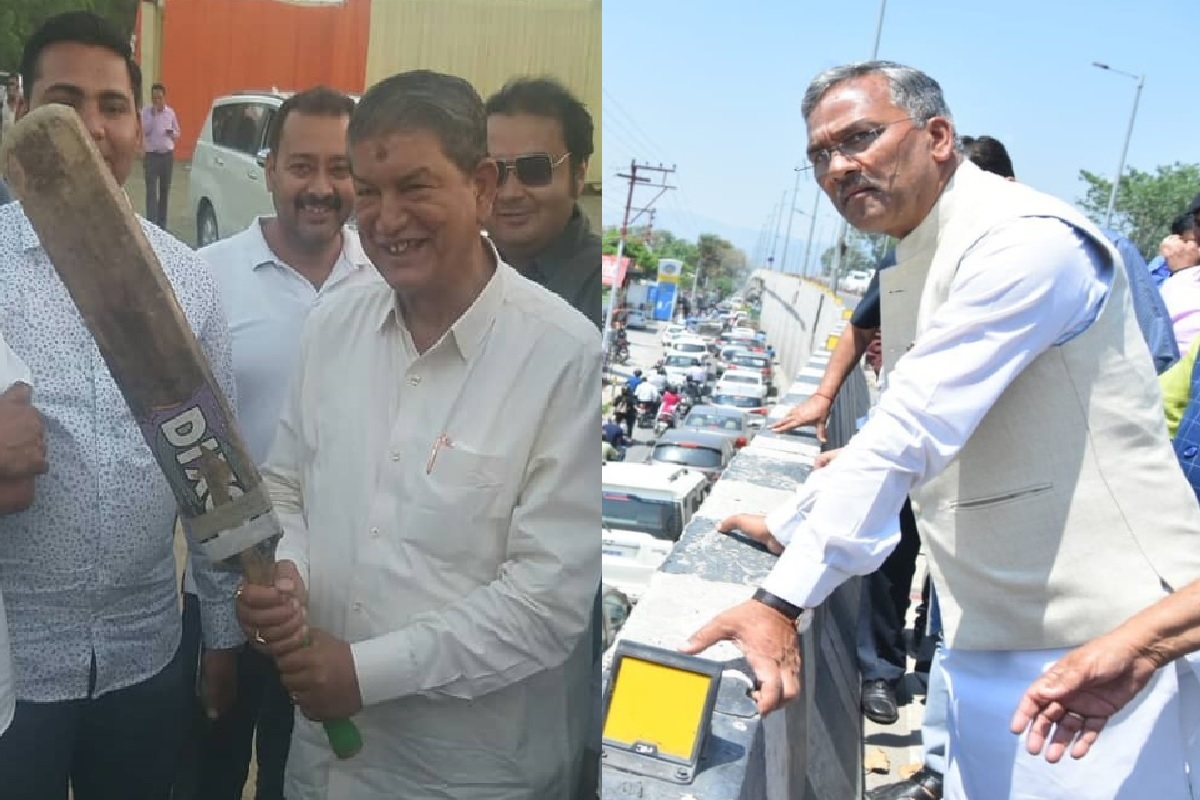 Trivendra, Dehradun, Uttarakhand, Trivendra Rawat, Harish Rawat, Lok Sabha elections