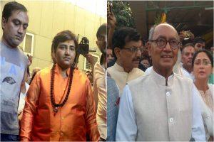 BJP fields Malegaon blast accused Sadhvi Pragya against Digvijaya Singh in Bhopal