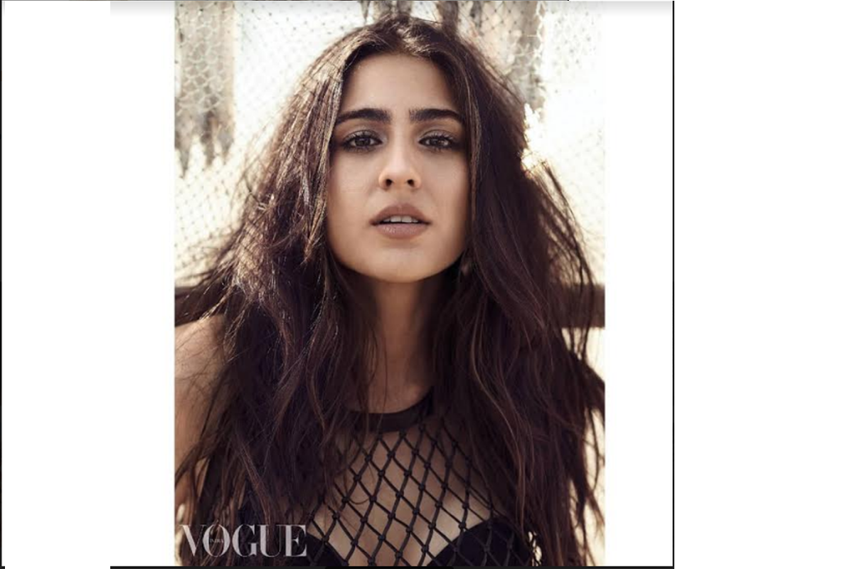 Sara Ali Khan, Vogue, photoshoot, Kedarnath, Kartik Aaryan, Imtiaz Ali, Love Aaj Kal 2