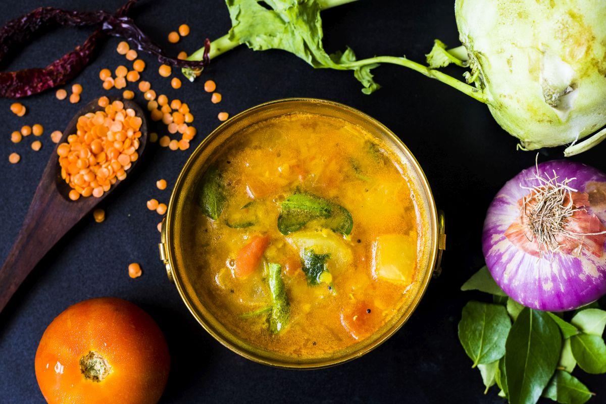 How to make perfect sambar at home