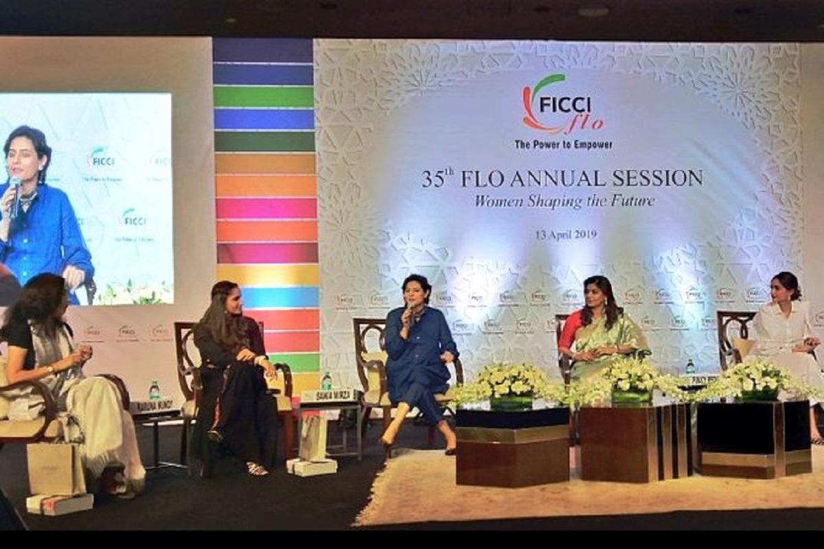 Sania, Sania Mirza, FICCI Ladies Organisation, FLO