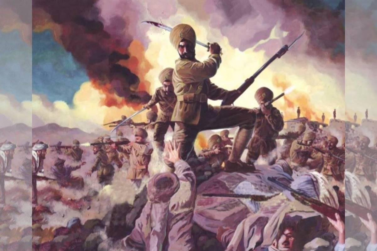 Saragarhi, Battle of Saragarhi, Afghan, Sikh Regiment, 12 September 1897, Akshay Kumar, Kesari