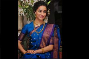 Shraddha Kapoor shares memories from Gudi Padwa celebrations at home