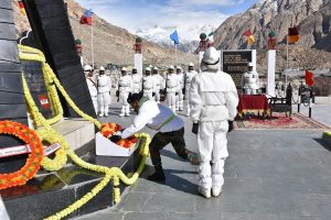 Siachen Day celebrated at world's highest battlefield