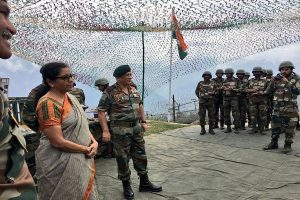 Congress manifesto 'anti-forces', AFSPA promise demoralising military: Nirmala Sitharaman