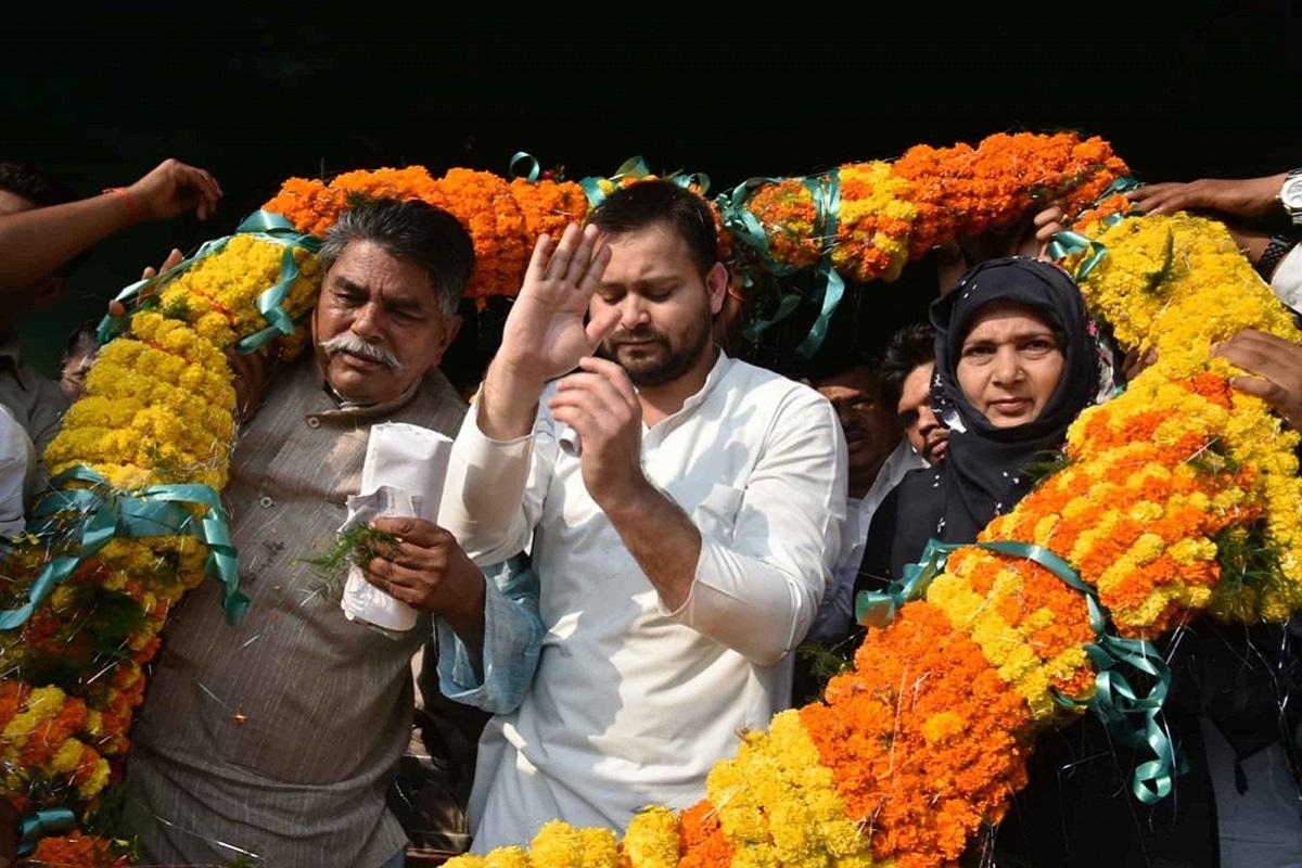 Siwan, Bihar, Heena Shahab, RJD, Mohammad Shahabuddin, Kavita Singh, JD-U, Ajay Singh, NDA, Nitish Kumar, Supreme Court, BJP, Lok Sabha elections, Lok Sabha polls