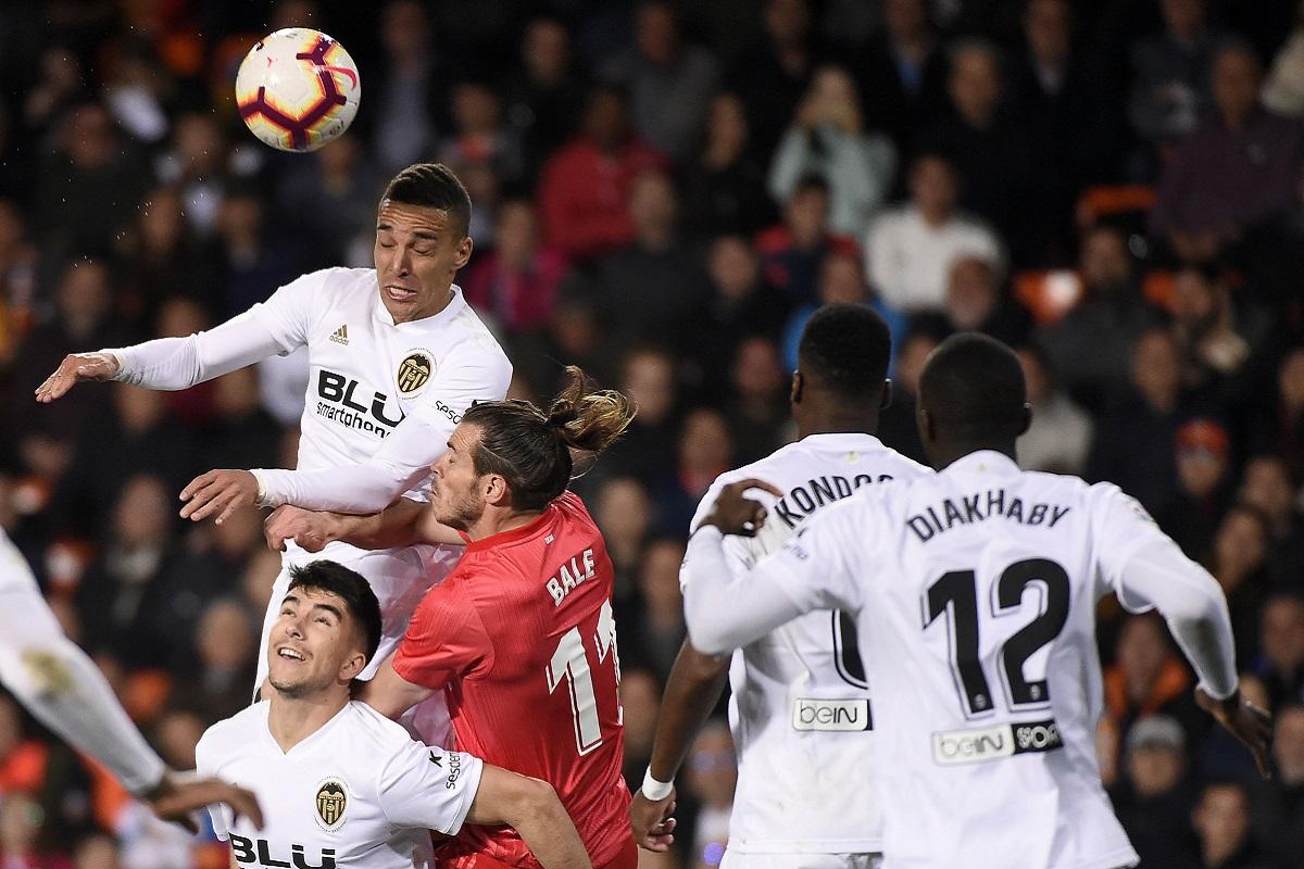 Valencia, Real Madrid, Goncalo Guedes, Zinedine Zidane