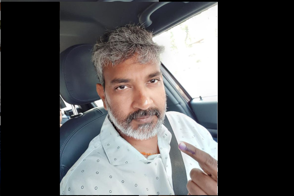 If you think no party or candidate makes a difference, make use of NOTA: Rajamouli