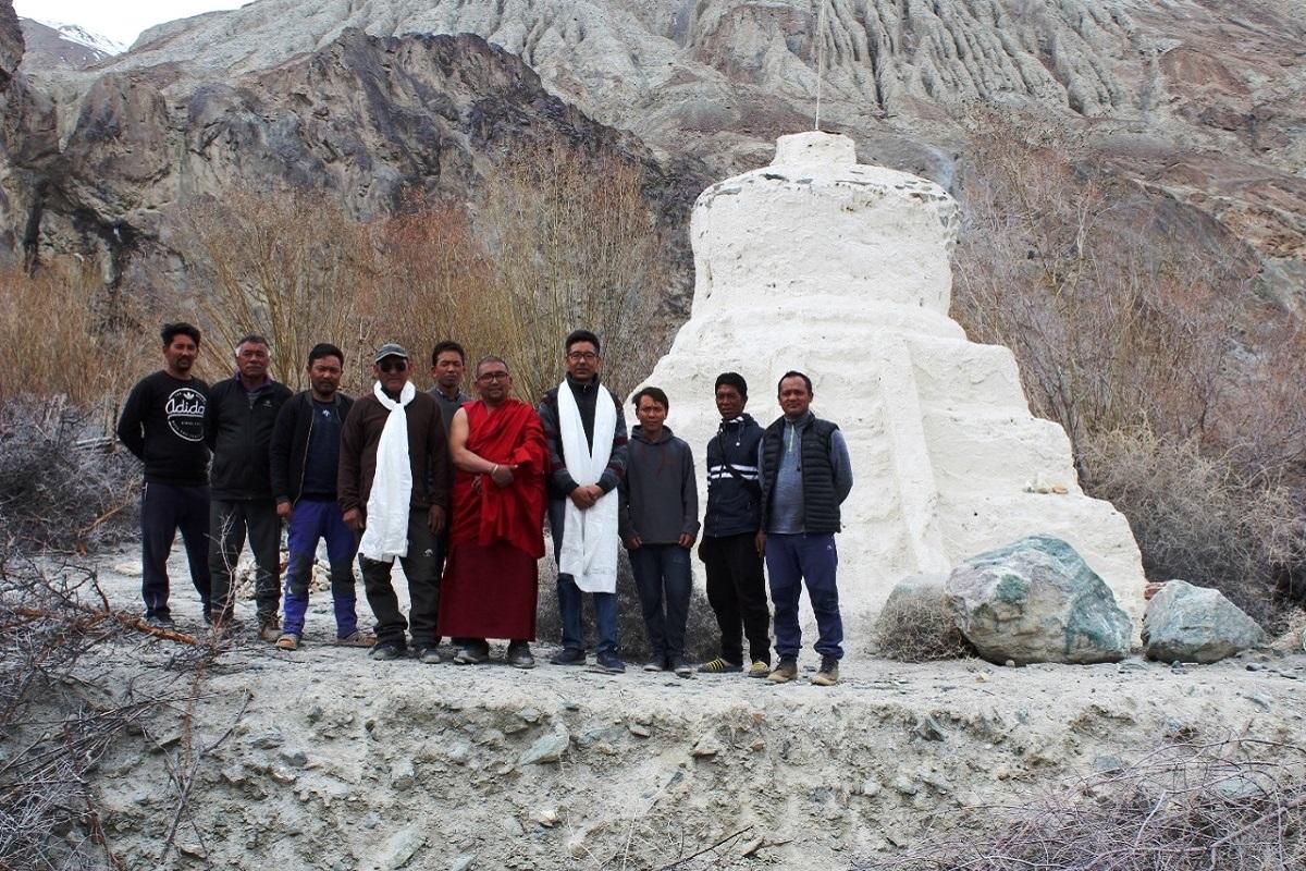 HCHF, Buddhist, Ladakh, Himalayan Cultural Heritage Foundation, HCHF