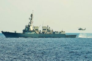Indian, US Navies hold anti-submarine warfare exercise