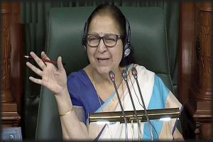 LS polls | Never sought BJP ticket from Indore since 1989: Sumitra Mahajan