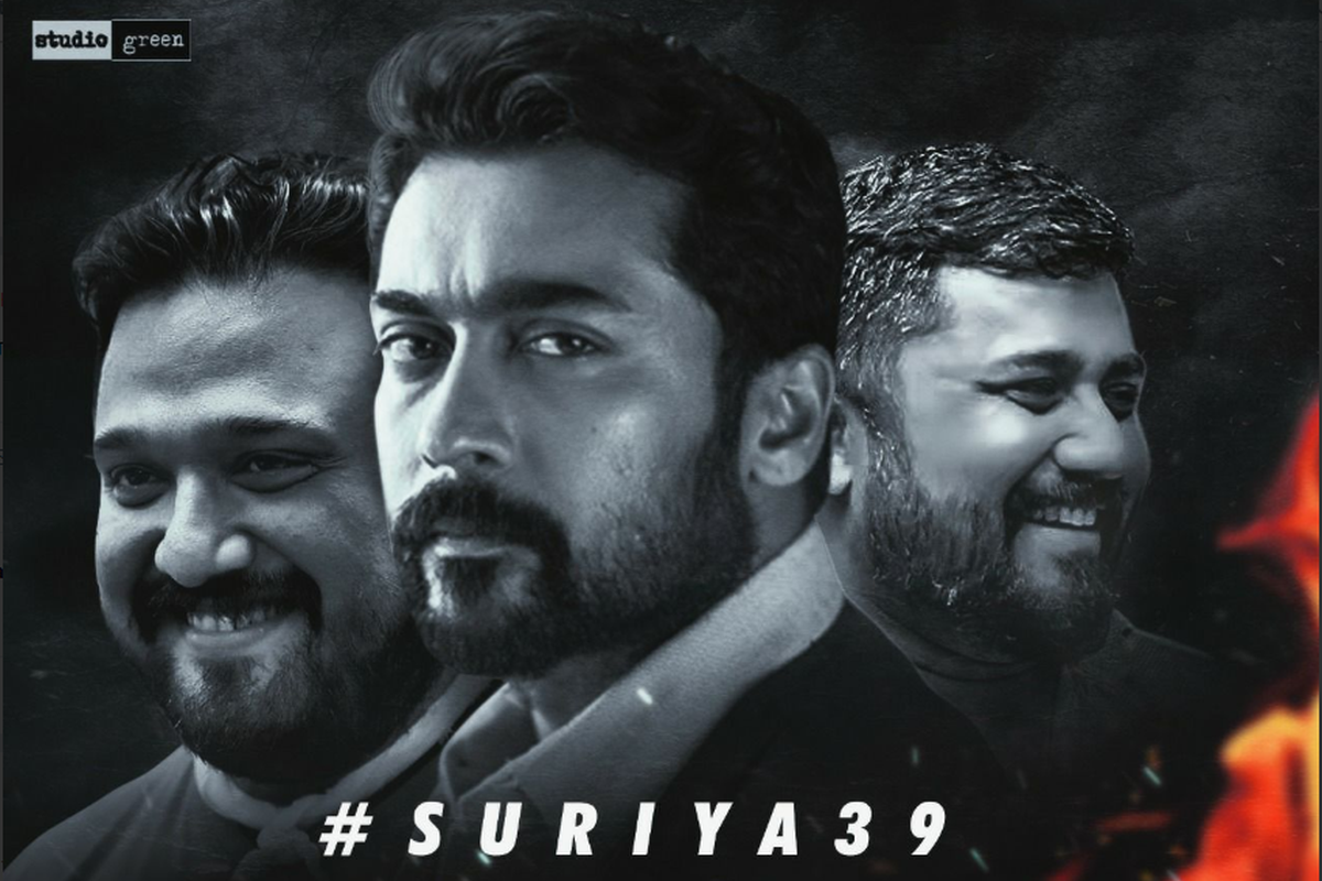 Suriya's 39th film with Siva to mark first collaboration of two icons