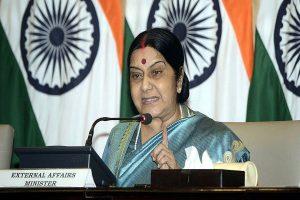 'Draupadi of Rampur being disrobed': Sushma Swaraj on Azam Khan's remarks on Jaya Prada