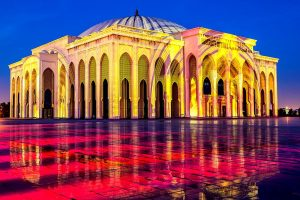 Sharjah Light Festival: Shining bright Emirates