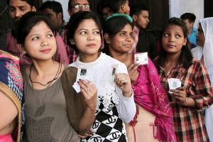 Western UP records 63.69 per cent voter turnout