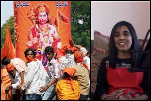 South African singer Vandana Naran a hit with Hanuman Chalisa in six variations