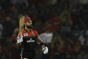 Kohli fined Rs 12 lakh for slow over-rate