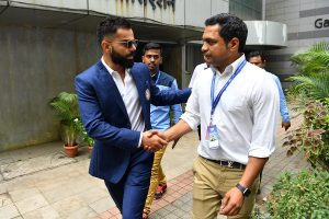 India World Cup squad announced; Dinesh Karthik in, Rishabh Pant out