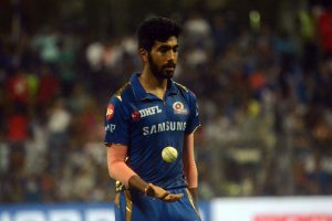 Jasprit Bumrah steals the show at Indian Cricket Heroes event
