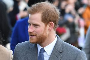 Prince Harry sledges Aaron Finch at Buckingham Palace