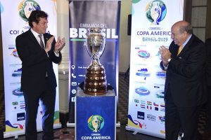 Copa America: Argentina, Brazil to share hooligan database