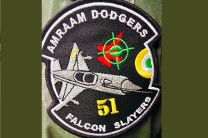 Srinagar IAF squadron gets 'Falcon Slayers' shoulder patch to mark Abhinandan's F-16 kill
