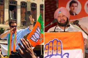Sunny Deol in poll fray as he owes crores of rupees to banks: Amarinder Singh