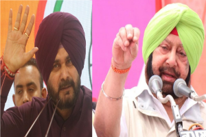 Rapprochement on cards as Amarinder, Sidhu meet over lunch