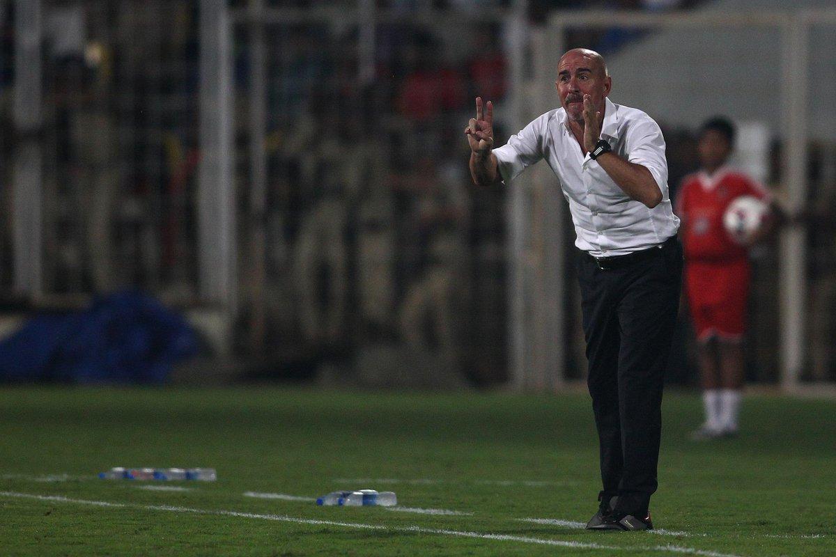 Antonio Habas, ATK coach, ISL