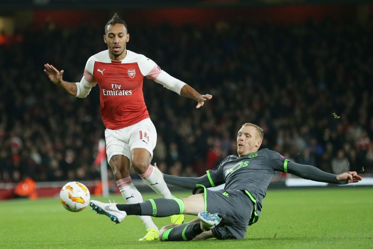 Pierre-Emerick Aubameyang, Arsenal, Premier League, English Premier League, Gabon