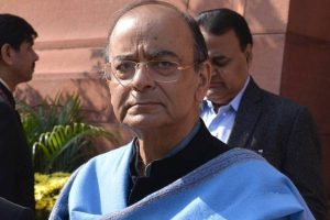 Arun Jaitley writes to PM Modi, opts out of government citing health reasons