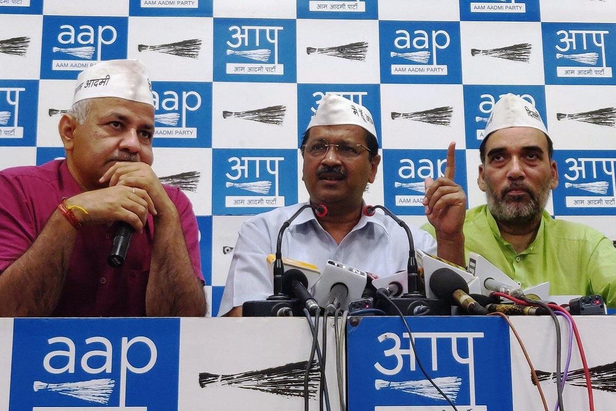 Defamation notice, Gautam Gambhir, Arvind Kejriwal, Atishi, AAP